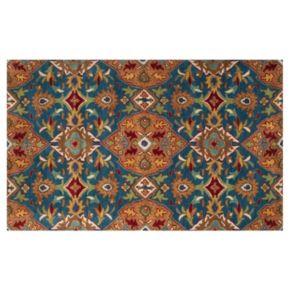 Safavieh Heritage Salzburg Floral Wool Rug