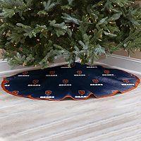 Chicago Bears Christmas Tree Skirt