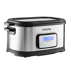 Gourmia 9-qt. Sous Vide Water Oven with Digital Timer & Rack