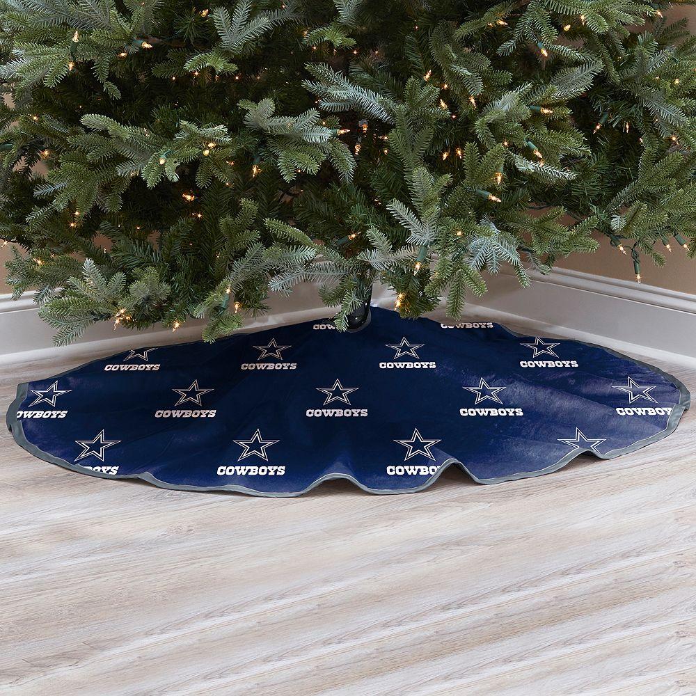 48c066b7 Dallas Cowboys Christmas Tree Skirt