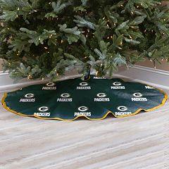 Green Bay Packers Christmas Tree Skirt