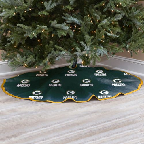 Green Bay Packers Christmas Tree Skirt