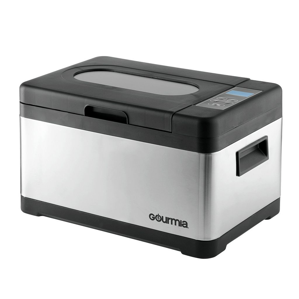 Gourmia 10-qt. Circulating Sous Vide Water Oven with Rack