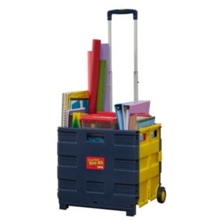 Educational Insights Teacher Tote-All Folding Crate