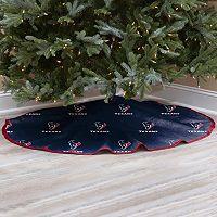 Houston Texans Christmas Tree Skirt
