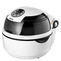 Gourmia Air Fryer + Oven with Grill, Rotisserie & Steamer