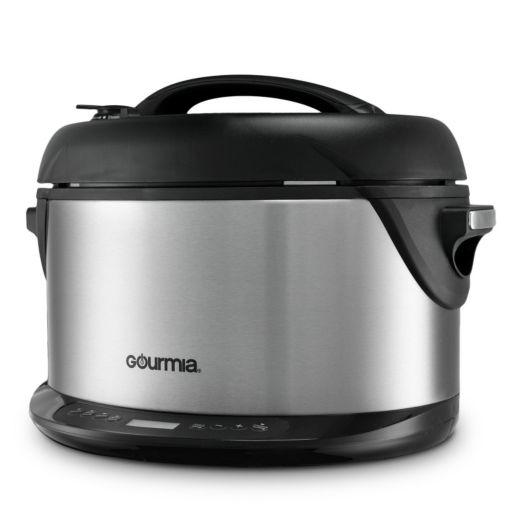 Gourmia 6-qt. SmoCooker Turbo + Multi-Mode Pressure Cooker
