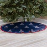 New England Patriots Christmas Tree Skirt