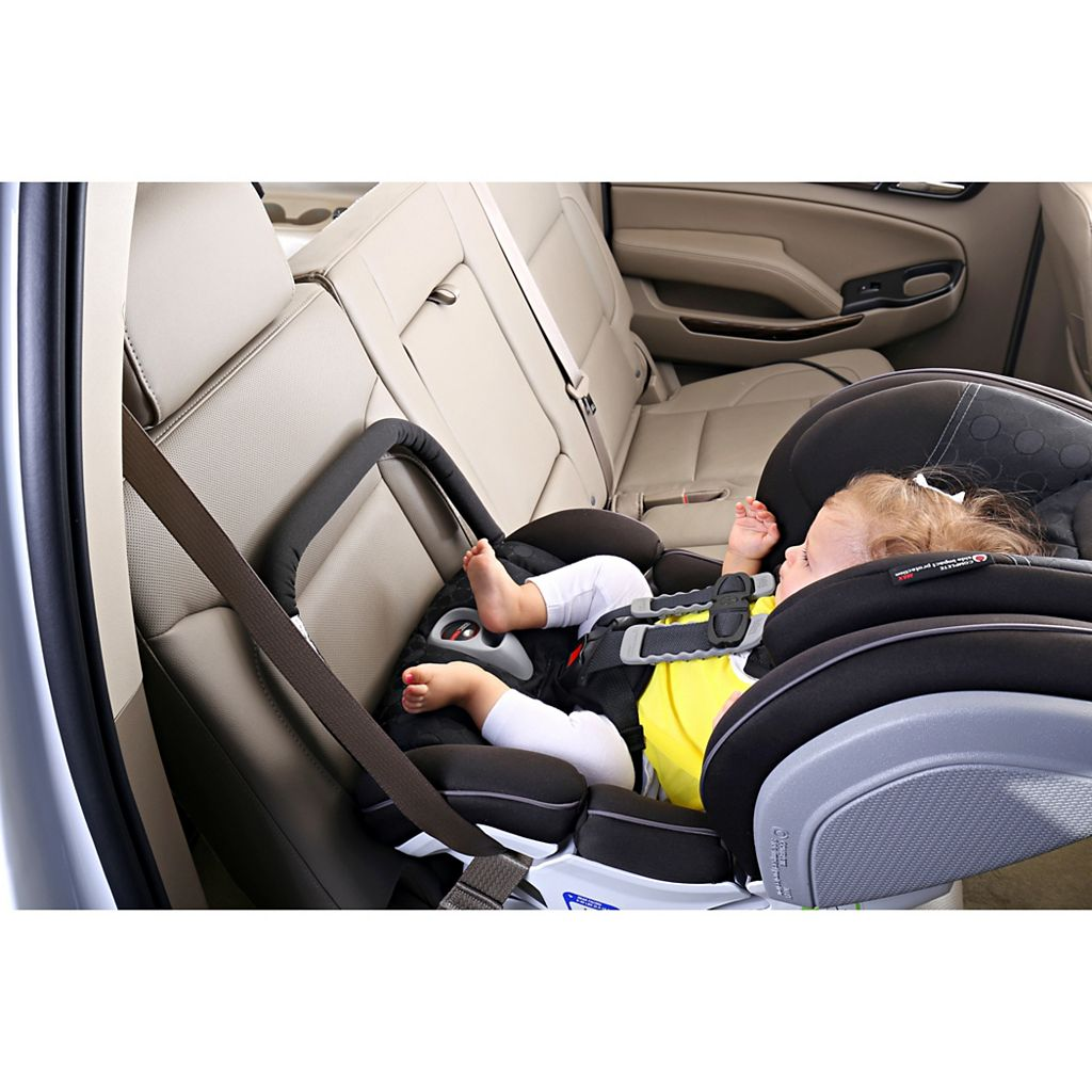 Britax Advocate ClickTight Anti-Rebound Bar Convertible Car Seat