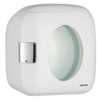 Gourmia Portable 12-Can Mini Fridge