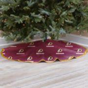 Washington Redskins Christmas Tree Skirt
