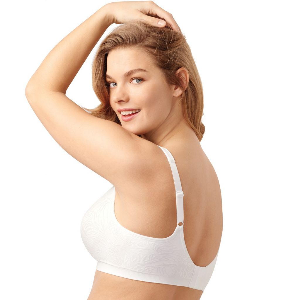 Playtex Bra: 18 Hour Seamless Comfort Full-Wire-Free Bra US3000
