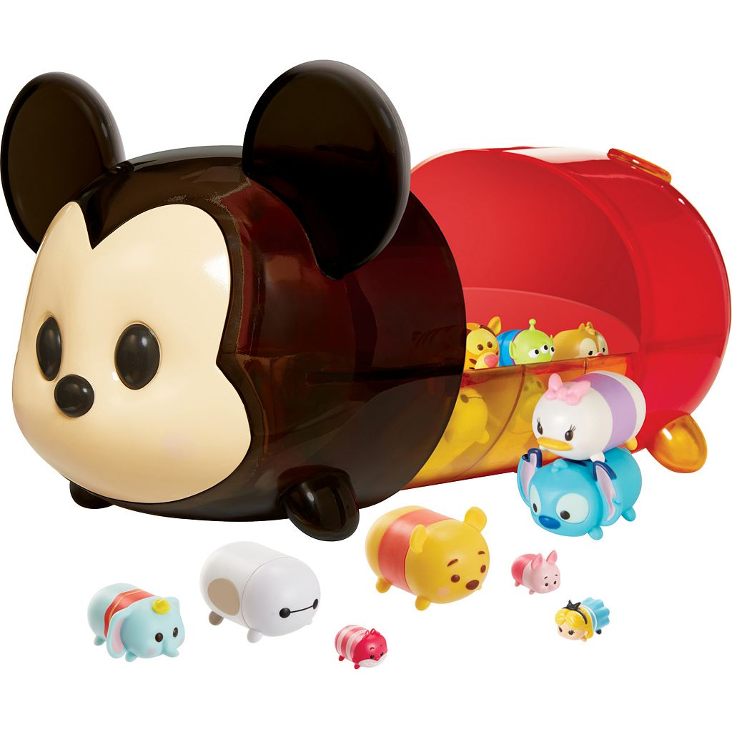 Disney's Tsum Tsum Stack N' Display Case & Figure Set