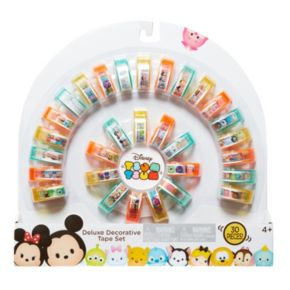 Disney's Tsum Tsum Deluxe Decorative Tape Set