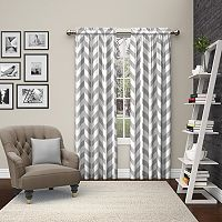 Pairs To Go 2-pack Dewitt Curtains