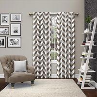 Pairs To Go Dewitt Window Curtain Set