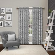Pairs To Go 2-pack Pinkney Window Curtains