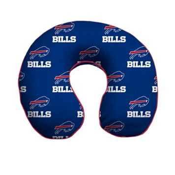 Buffalo Bills Memory Foam Travel Pillow