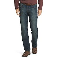 Men's IZOD Comfort-Stretch Straight Fit Jeans