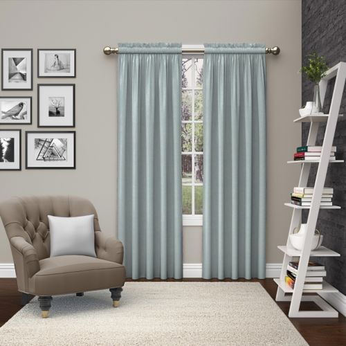 Pairs To Go 2-pack Teller Curtains