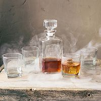 Cathy's Concepts 5-pc. Full of Boos Decanter Set