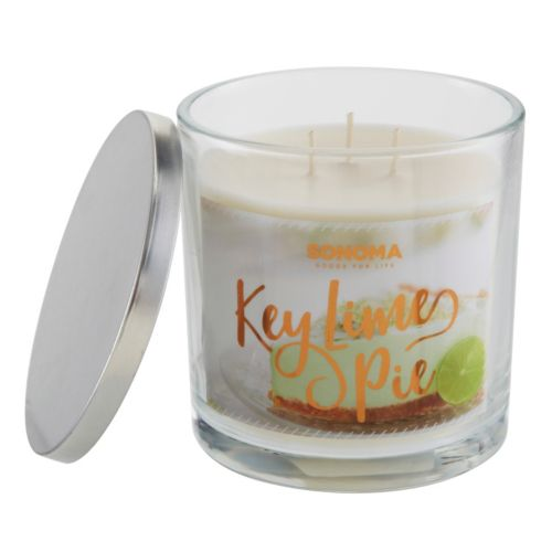 SONOMA Goods for Life™ Key Lime Pie 14-oz. Candle Jar