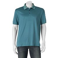Men's Haggar® Classic-Fit In Motion Performance Polo