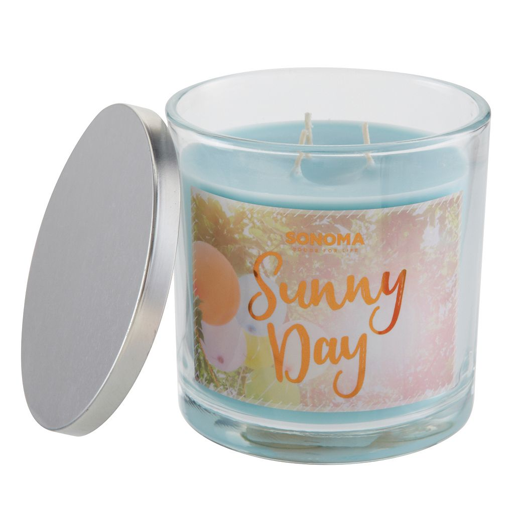 SONOMA Goods for Life™ Sunny Day 14-oz. Candle Jar