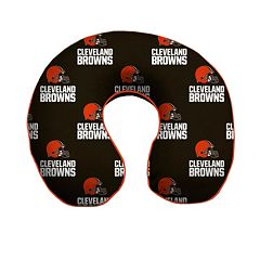 Cleveland Browns Memory Foam Travel Pillow