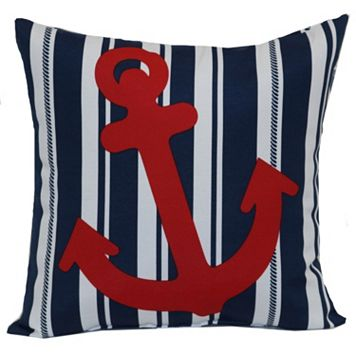 SONOMA Goods for Life™ Anchor Indoor Outdoor Throw Pillow