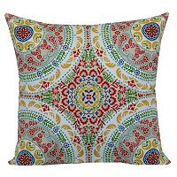 SONOMA Goods for Life™ Multi Medallion Indoor Outdoor Throw Pillow