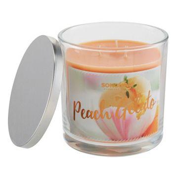 SONOMA Goods for Life™ Peach Gelato 14-oz. Candle Jar