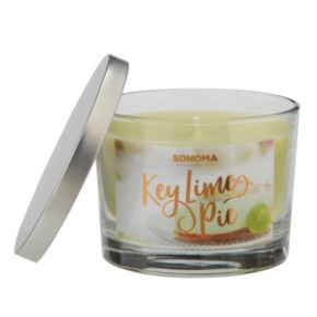 SONOMA Goods for Life? Key Lime Pie 5-oz. Candle Jar