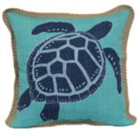 SONOMA Goods for Life™ Turtle Indoor Outdoor Throw Pillow