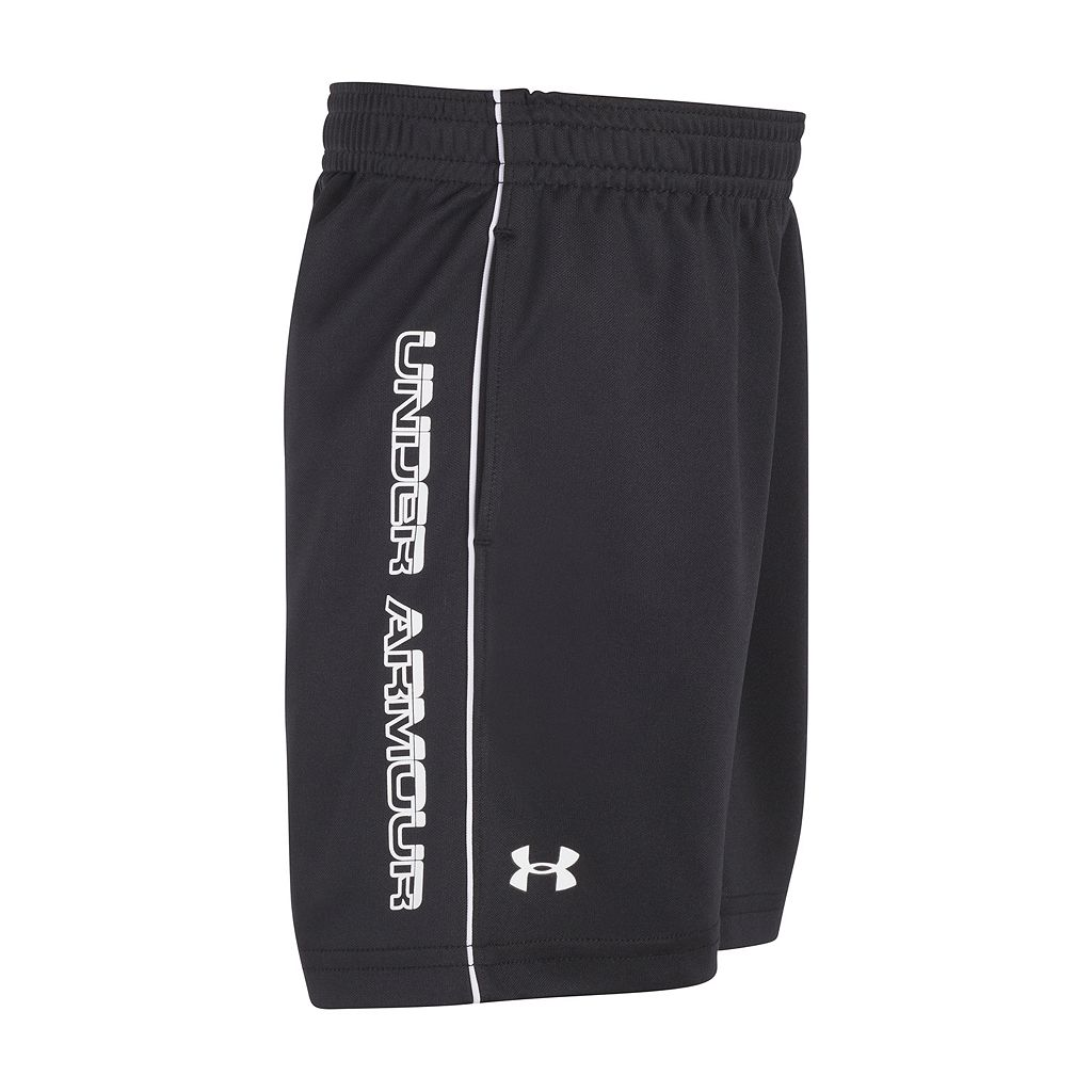 Toddler Boy Under Armour Black Zinger Shorts