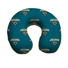Jacksonville Jaguars Memory Foam Travel Pillow