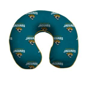 Jacksonville Jaguars Memory Foam Travel Pillow