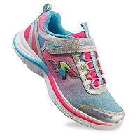 Skechers Game Kicks Swift Kicks Super Skillz Girls' Light-Up Shoes