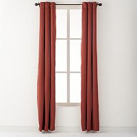 VCNY Ryen Black Out Window Curtain