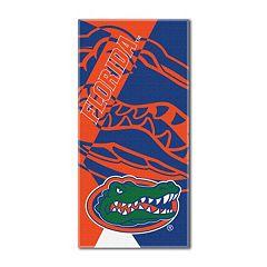 Florida Gators Puzzle Oversize Beach Towel by Northwest