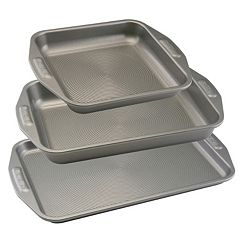 Circulon 3 pc Nonstick Bakeware Set