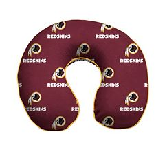 Washington Redskins Memory Foam Travel Pillow
