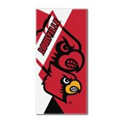 Louisville Cardinals Puzzle Oversize Beach Towel by Northwest