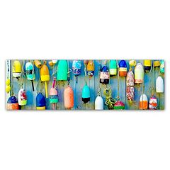 Trademark Fine Art Floaters Large Canvas Wall Art