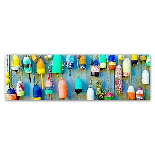 Trademark Fine Art Floaters Large Canvas Wall Art