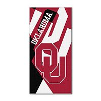 Oklahoma Sooners Puzzle Oversize Beach Towel by Northwest