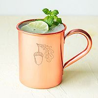 Cathy's Concepts Harvest Acorn Copper Mug
