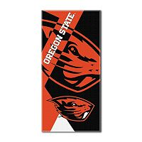 Oregon State Beavers Puzzle Oversize Beach Towel by Northwest