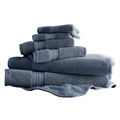 Amrapur 6-piece Luxury Spa Bath Towel Set