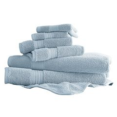 Amrapur 6 pc Luxury Spa Bath Towel Set